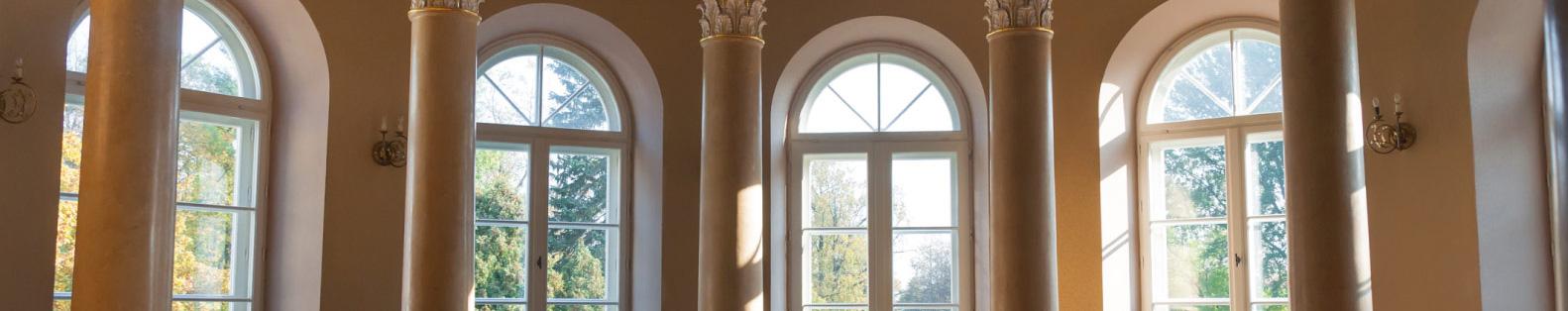 Piliers fenêtre