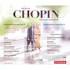Frédéric Chopin - The Piano Concertos