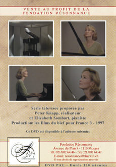 Confidences pour piano de Bach à Bartók 1