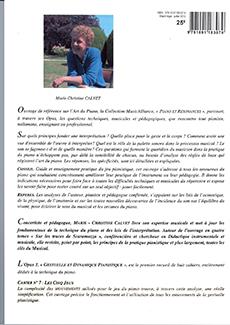 Piano et Résonances Op. 1, Cahier n° 1