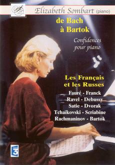 Confidences pour piano de Bach à Bartók 3