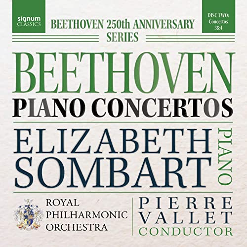 Elizabeth Sombart, Pierre Vallet & Royal Philharmonic Orchestra