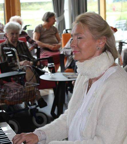 Elizabeth Concert Solidarité