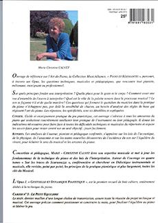 Piano et Résonances Op. 1, Cahier n° 6