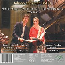 Bach: L'Art de la Fugue, BWV 1080