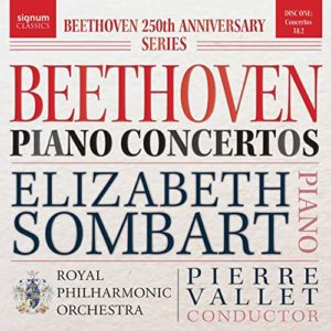Beethoven Piano Concertos Nos. 1 & 2